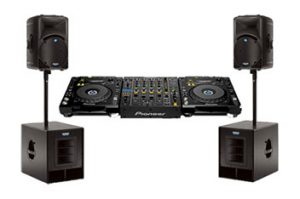 Sound Hire Dublin, Ireland - DJ Packages