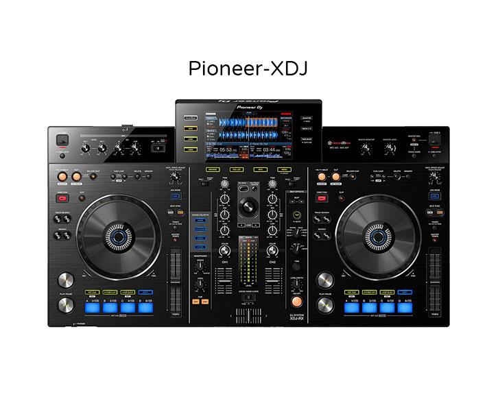DJ Package 1 - Pioneer-XDJ